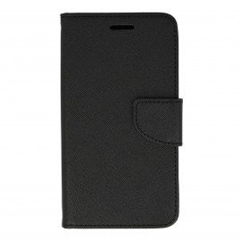 Etui portfelowe Fancy na telefon Huawei Y5 II czarny