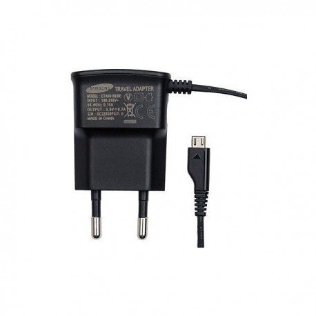 Oryginalna ładowakra sieciowa Samsung ETAOU10EBE Micro USB