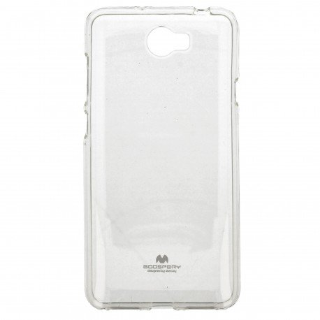 Etui na telefon Jelly Case do Huawei Y5 II transparentny