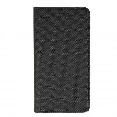Etui z funkcją podstawki Magnet Book na telefon LG K10 2017 M520n czarny