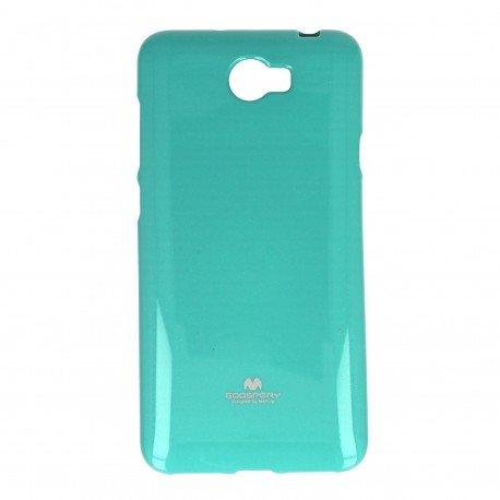 Etui na telefon Jelly Case do Huawei Y6 II Compact niebieski