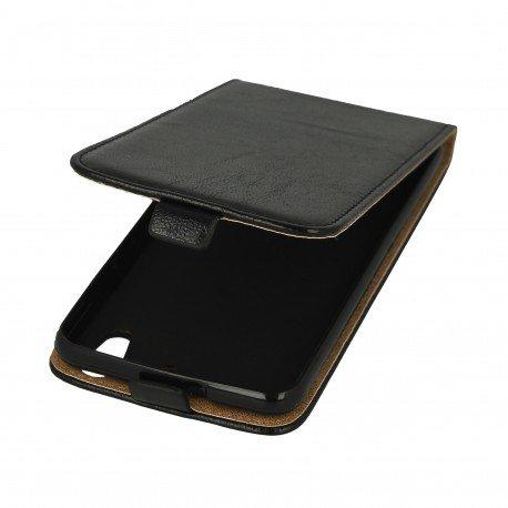 Etui z klapką Flexi do telefonu Huawei Y6 II czarny