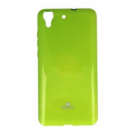 Etui na telefon Jelly Case do Huawei Y6 II zielony