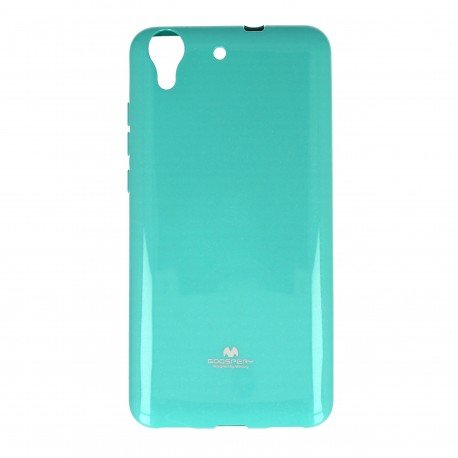 Etui na telefon Jelly Case do Huawei Y6 II niebieski