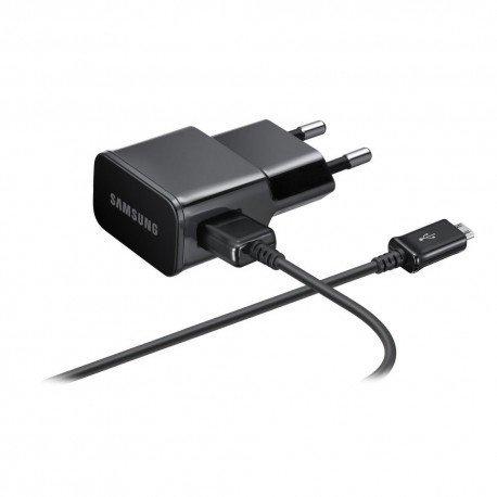Oryginalna ładowakra sieciowa Samsung ETAU90EBE 2A z odpinanym kablem Micro USB