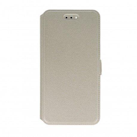 Etui na telefon Pocket Book do Huawei Nova biały