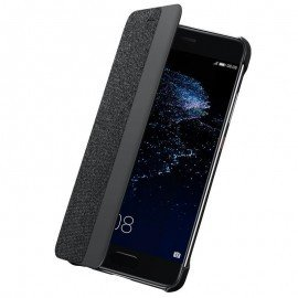 Oryginalne etui Smart Cover do Huawei P10 ciemnoszary