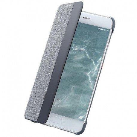 Oryginalne etui Smart Cover do Huawei P10 jasnoszary