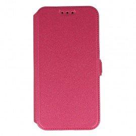 Etui na telefon Pocket Book na Samsung Galaxy J3 2016 J320F różowy