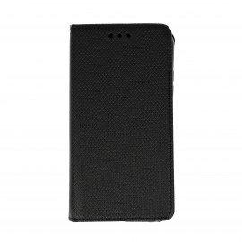 Etui boczne z klapką magnet book Huawei Nova PLUS czarny
