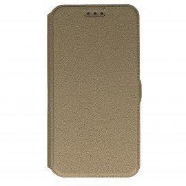 Etui na telefon Pocket Book do Huawei Nova PLUS złoty