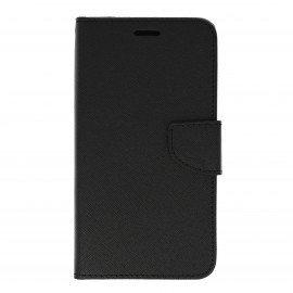 Etui portfelowe Fancy na telefon Huawei Nova PLUS czarny