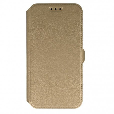 Etui na telefon Pocket Book na Samsung Galaxy J3 2016 J320F złoty