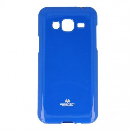 Etui na telefon Jelly Case do Samsung Galaxy J3 2016 J320F niebieski
