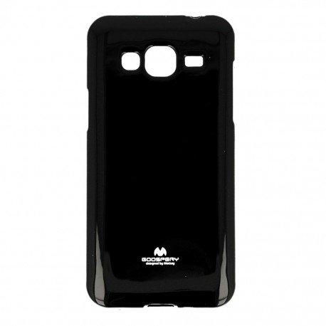 Etui na telefon Jelly Case do Samsung Galaxy J3 2016 J320F czarny