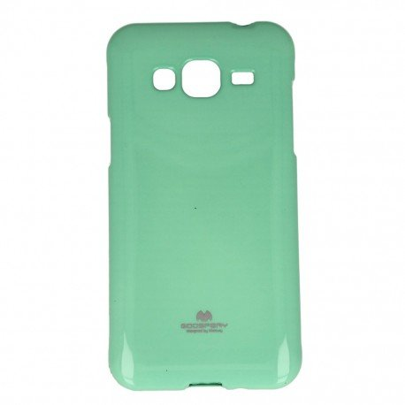 Etui na telefon Jelly Case do Samsung Galaxy J3 2016 J320F miętowy