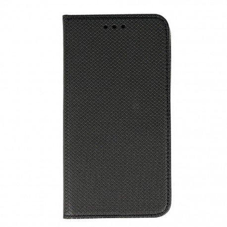 Etui boczne z klapką magnet book Lenovo Vibe K5 czarny