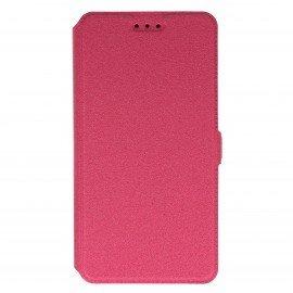 Etui na telefon Pocket Book do Lenovo K6 Note różowy
