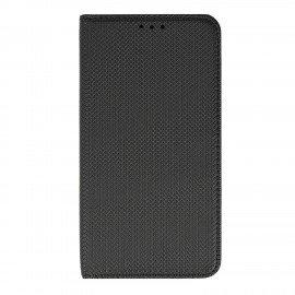 Etui boczne z klapką magnet book Lenovo K6 Note czarny