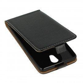 Etui z klapką Flexi do telefonu Lenovo P2 czarny