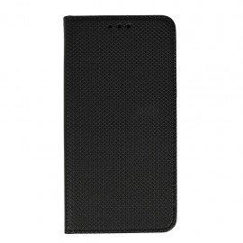 Etui boczne z klapką magnet book Samsung Galaxy J3 2016 J320F czarny