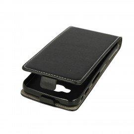 Etui z klapką Flexi do telefonu Samsung Galaxy Xcover 4 G390F czarny