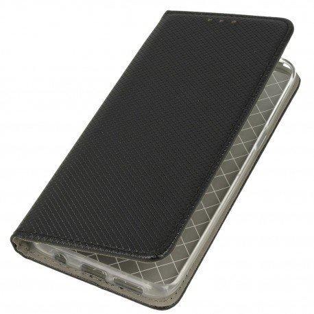Etui boczne z klapką magnet book Samsung Galaxy S8 czarny