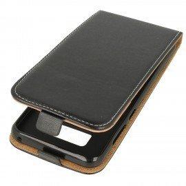 Etui z klapką Flexi do telefonu Samsung Galaxy S8 czarny