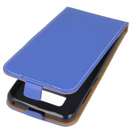 Etui z klapką Flexi do telefonu Samsung Galaxy S8 niebieski