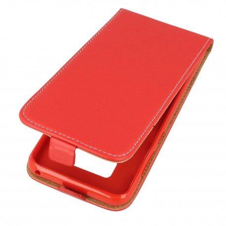 Etui z klapką Flexi do telefonu Samsung Galaxy S8 czerwony