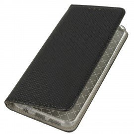 Etui boczne z klapką magnet book Samsung Galaxy S8 Plus czarny