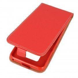 Etui z klapką Flexi do telefonu Samsung Galaxy S8 Plus czerwony