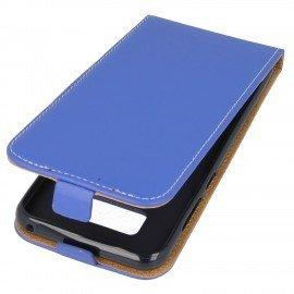 Etui z klapką Flexi do telefonu Samsung Galaxy S8 Plus niebieski