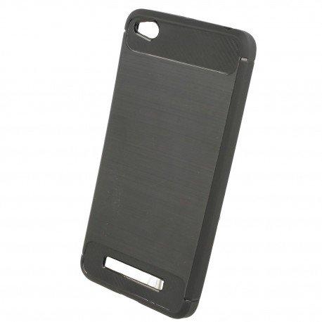 Etui na telefon Carbon Case do Xiaomi Redmi 4A czarny