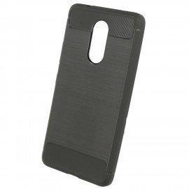 Etui na telefon Carbon Case do Lenovo K6 Note czarny