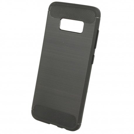 Etui na telefon Carbon Case do Samsung Galaxy S8 czarny