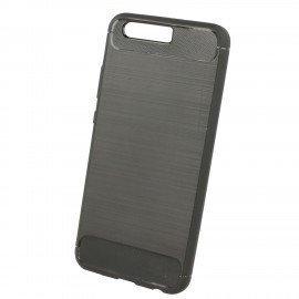 Etui na telefon Carbon Case do Huawei P10 czarny