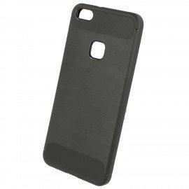Etui na telefon Carbon Case do Huawei P10 Lite czarny