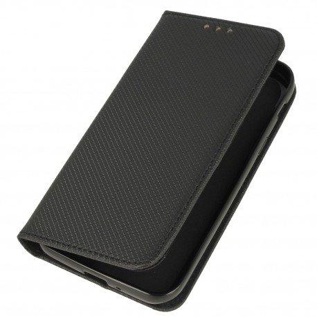 Etui z funkcją podstawki Magnet Book na telefon Samsung Galaxy Xcover 4 G390F czarny