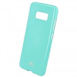 Etui na telefon Jelly Case do Samsung Galaxy S8 miętowy