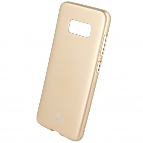 Etui na telefon Jelly Case do Samsung Galaxy S8 złoty