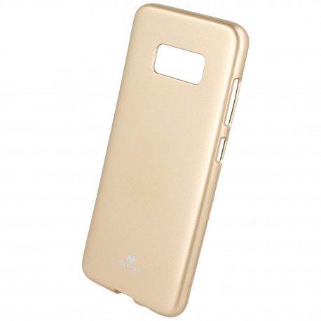 Etui na telefon Jelly Case do Samsung Galaxy S8 złoty
