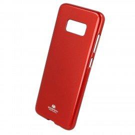 Etui na telefon Jelly Case do Samsung Galaxy S8 Plus czerwony
