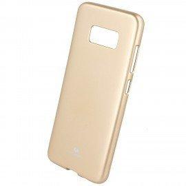 Etui na telefon Jelly Case do Samsung Galaxy S8 Plus złoty