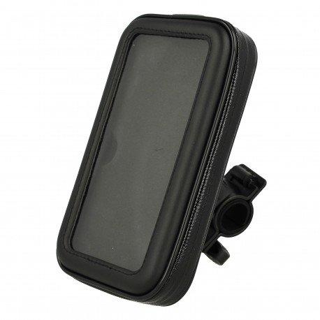 Wodoodporny Uchwyt rowerowy na telefon/smartfon rozmiar 4.5-4.8 cala