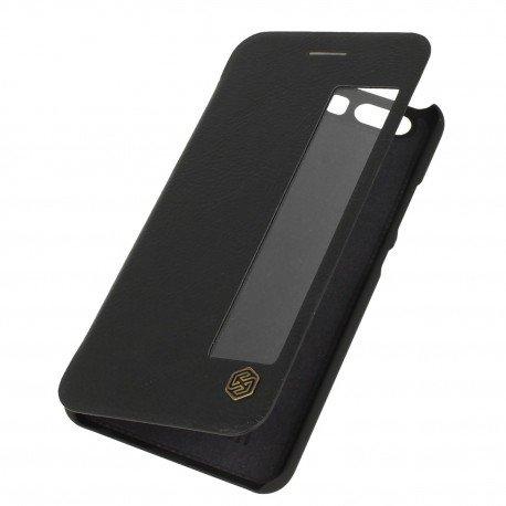 Etui boczne z klapką Nillkin QIN do Huawei P10 czarny