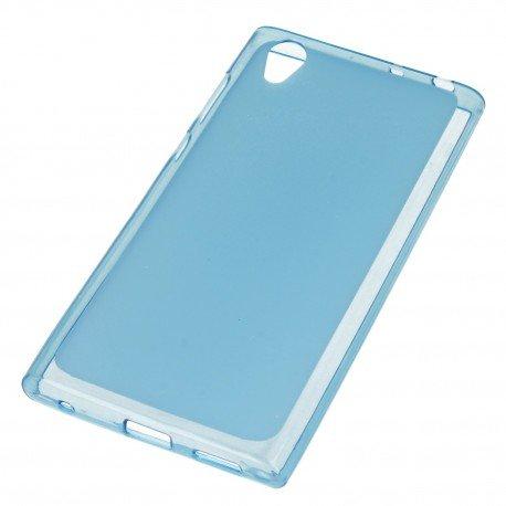 Etui na telefon Pudding do Sony Xperia L1 niebieski