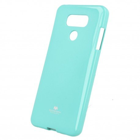 Etui na telefon Jelly Case do LG G6 H870 miętowy