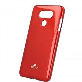 Etui na telefon Jelly Case do LG G6 H870 czerwony