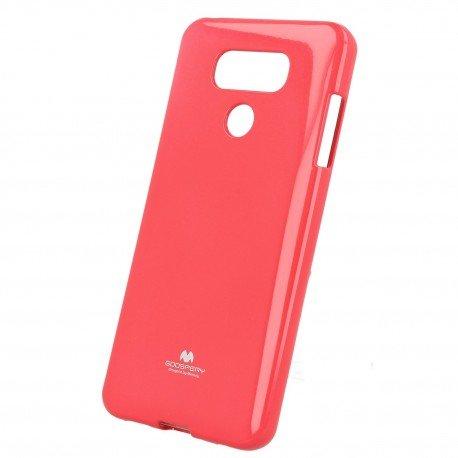 Etui na telefon Jelly Case do LG G6 H870 różowy